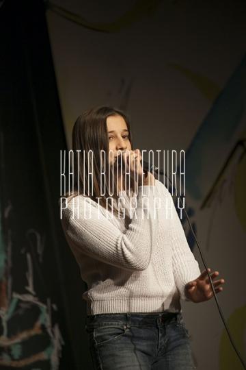 104 - 18.11.2018 Cantafestival della mularia-Otilia Dragan-Sala Pio X-Staranzano