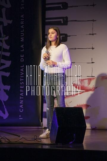 120 - 18.11.2018 Cantafestival della mularia-Otilia Dragan-Sala Pio X-Staranzano