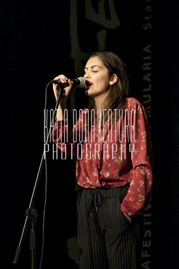 128 - 18.11.2018 Cantafestival della mularia-Francesca Galioto-Sala Pio X-Staranzano