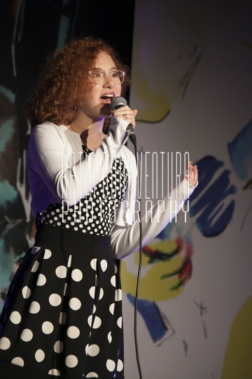276 - 18.11.2018 Cantafestival della mularia-Annalisa Recchia-Sala Pio X-Staranzano