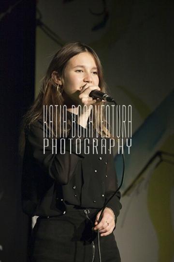 545 - 18.11.2018 Cantafestival della mularia-Francesca Pelosi-Sala Pio X-Staranzano
